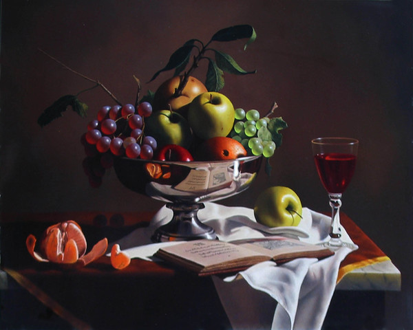 DIBERT - STILL LIFE border=