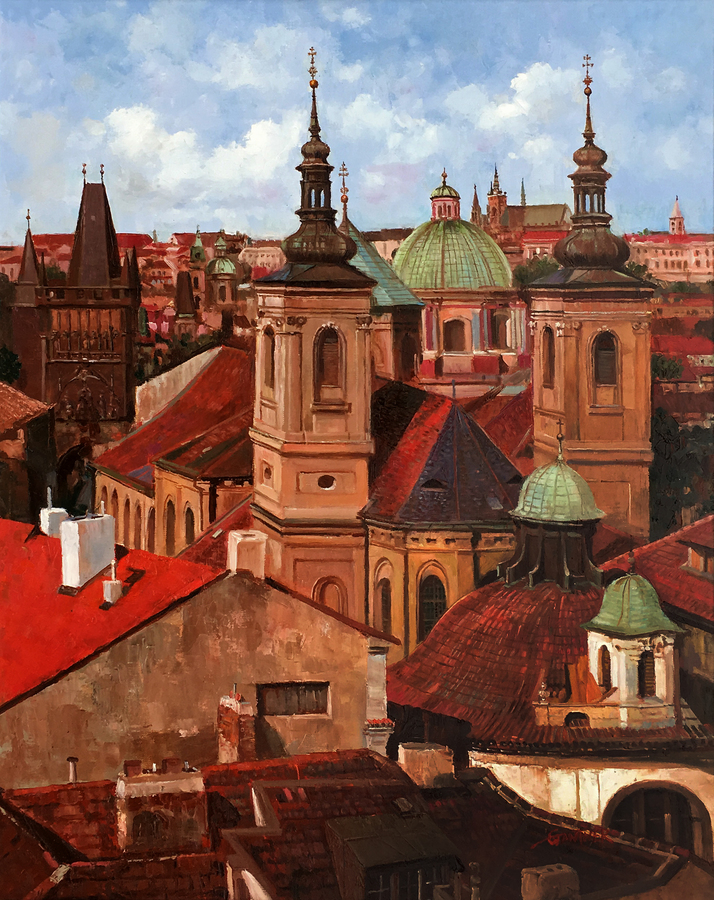GANTNER - Prague Glory border=