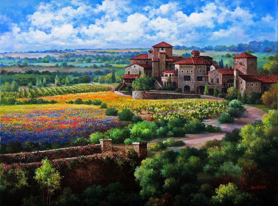 GANTNER - Tuscan Pleasures border=