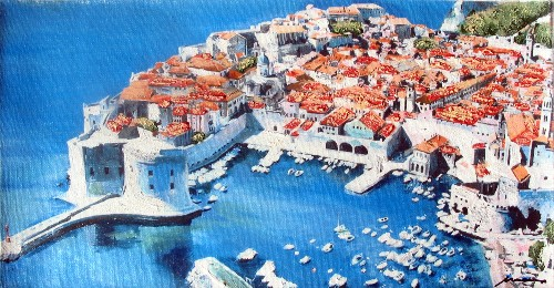 MARO - DUBROVNIK, THE BEAUTIFUL border=
