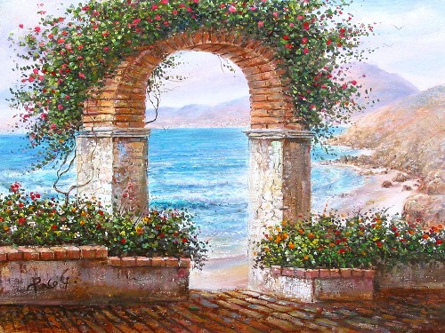 PACO G - ROMANTIC ARCH border=