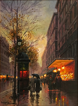 SIEVERS - Lights of Paris