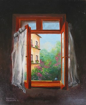 GARCIA - TUSCAN WINDOW