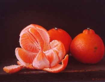 Title: FRESH , Size: 11 x 14 , Medium: Oil on Canvas